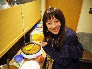 女子大生料理研究家×スパイスカレー料理人12