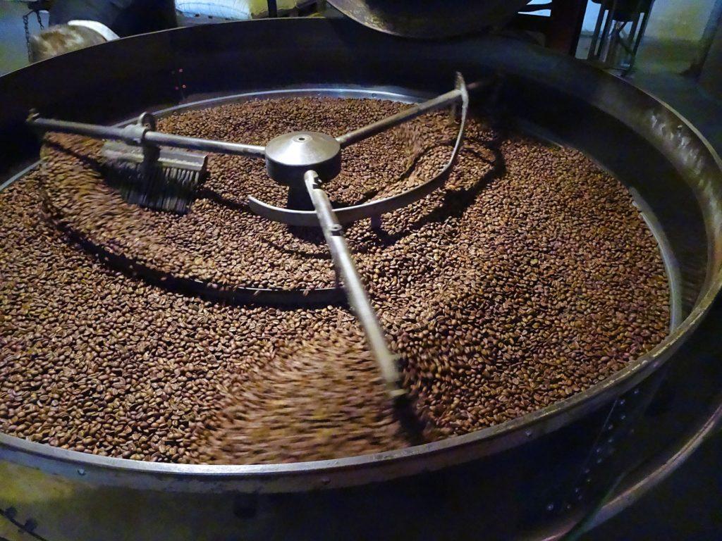 焙煎度合い コーヒー