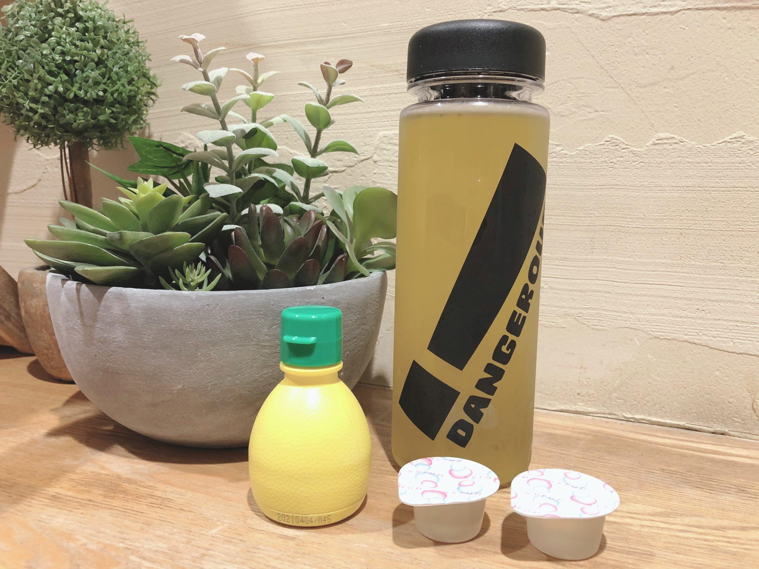 レモン 緑茶 砂糖 「アイドル水」で5kg減?レモン汁と砂糖と緑茶の飲み物がまずいけど痩せると話題!