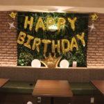 誕生日会 レンタルスペース ロジカフェ