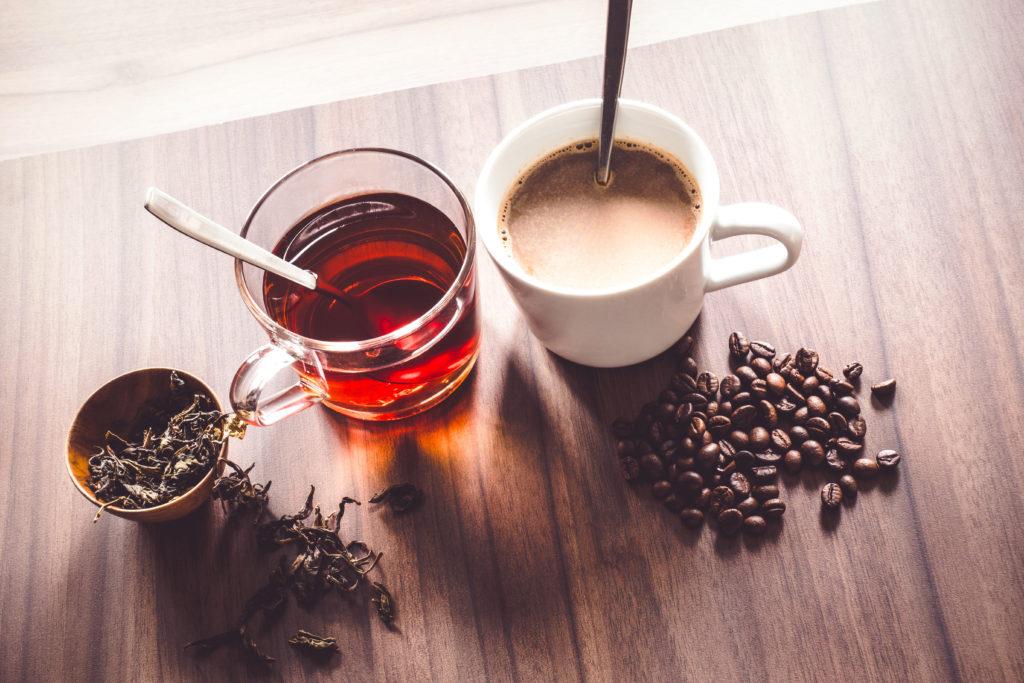 コーヒー 紅茶 鴛鴦茶 ユンヨンチャー