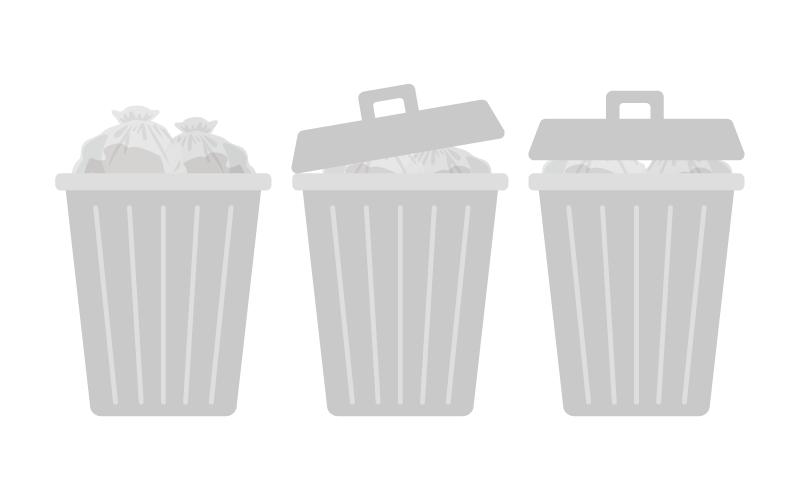 西新橋 貸し会議室 レンタルスペース ゴミ回収